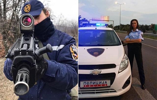 Полицајки од Македонија кои НЕМА да ве остават рамнодушни