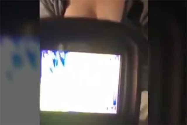 И срцето се гледа: Маж ја снимаше сопругата со термална камера додека таа го дои бебето – видеото ги воодушеви сите мајки