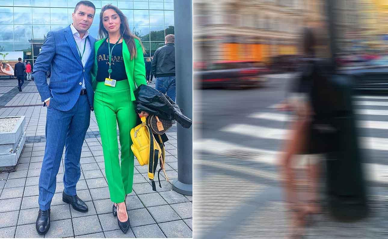 Кумашинката на Зоран Заев откако се фотографираше со министерот за земјоделие, го подигна здолништето и го запали Инстаграм
