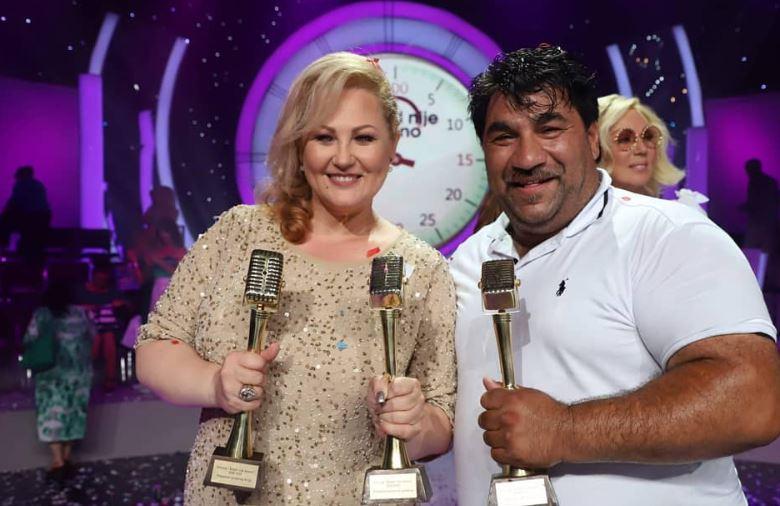 """Ленче Куќиќ и Бејхан Рамов ја однесоа победата во """"Никогаш не е доцна"""""""