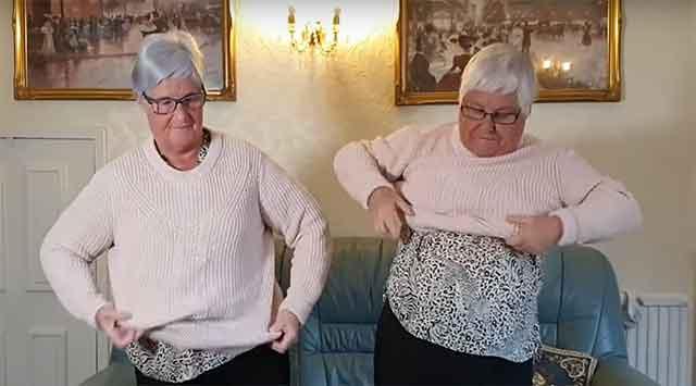 Близначки 66 години биле разделени – погледнете како изгледаше нивната прва средба!