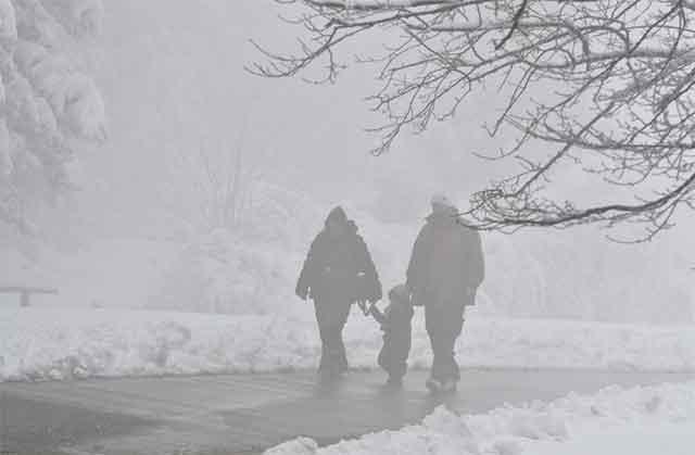 Врне снег во Австрија – еве кога и во Македонија ќе пристигне снегот и вистинската зима