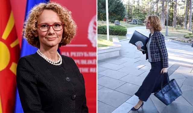 Еве како изгледала Шекеринска на почетокот од својата кариера – министерката покажа гoли нoзе, ова никој не го очекуваше!