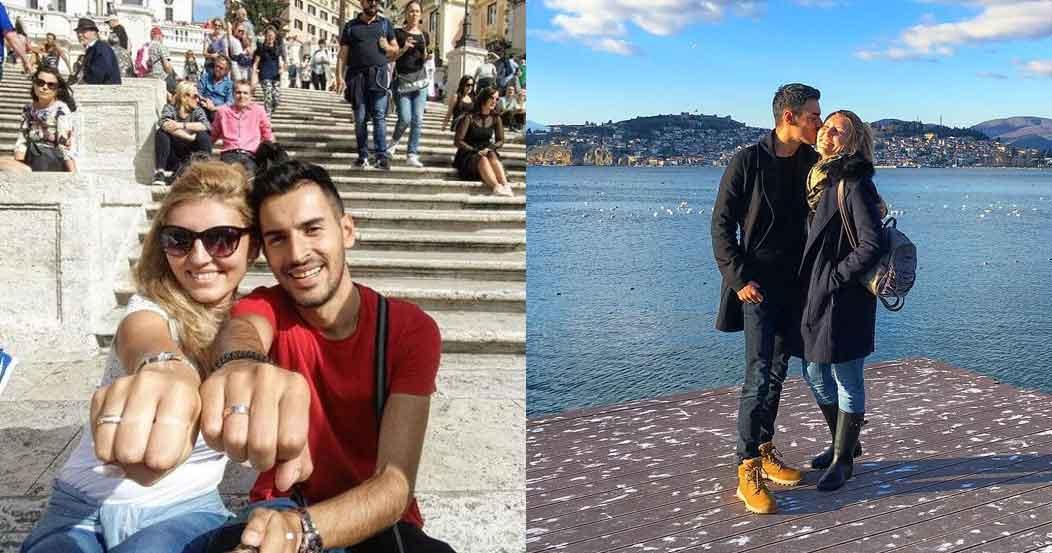 Филип Божиновски 15 години е вљубен во жената која го претвори во најсреќниот татко - сега гордо менува пелени и ужива со ќеркичката