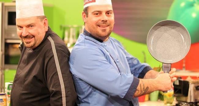 """Еве која водителка ќе ја гледаме во """"Брза кујна""""- Марк и Никола имаат нова згодна колешка"""