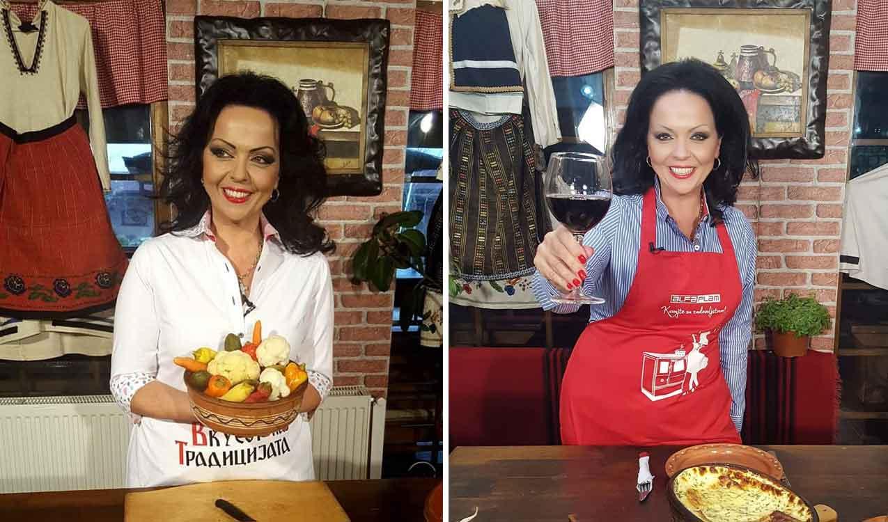 Ќерката на Адријана Алачки ја знаете сите, но погледнете како изгледа НЕЈЗИНИОТ син – и тој сака да готви како мајка му!