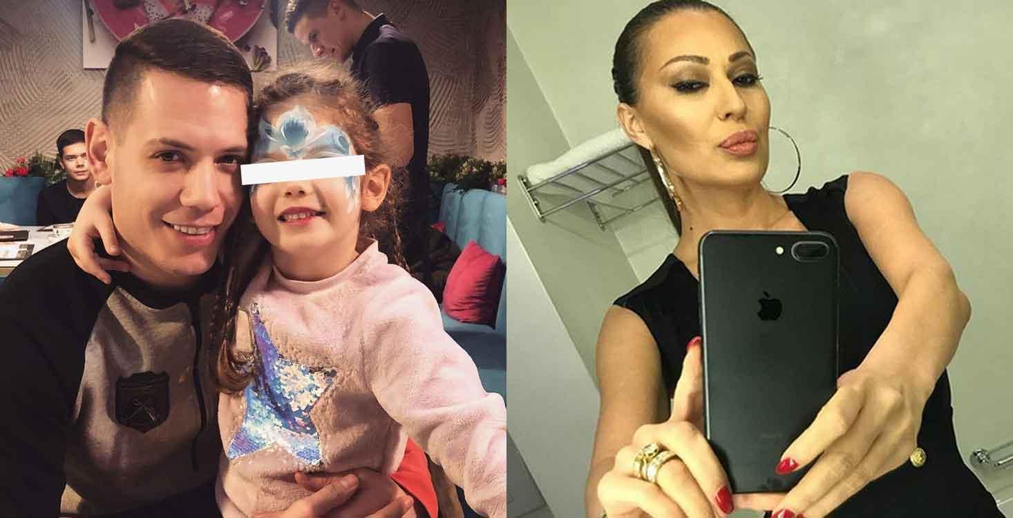 """Мајката не Богдан не може да поверува дека Цеца ќе и биде снаа - се ШOКИPAЛА кога слушнала дека синот и се """"мува"""" со пејачката!"""