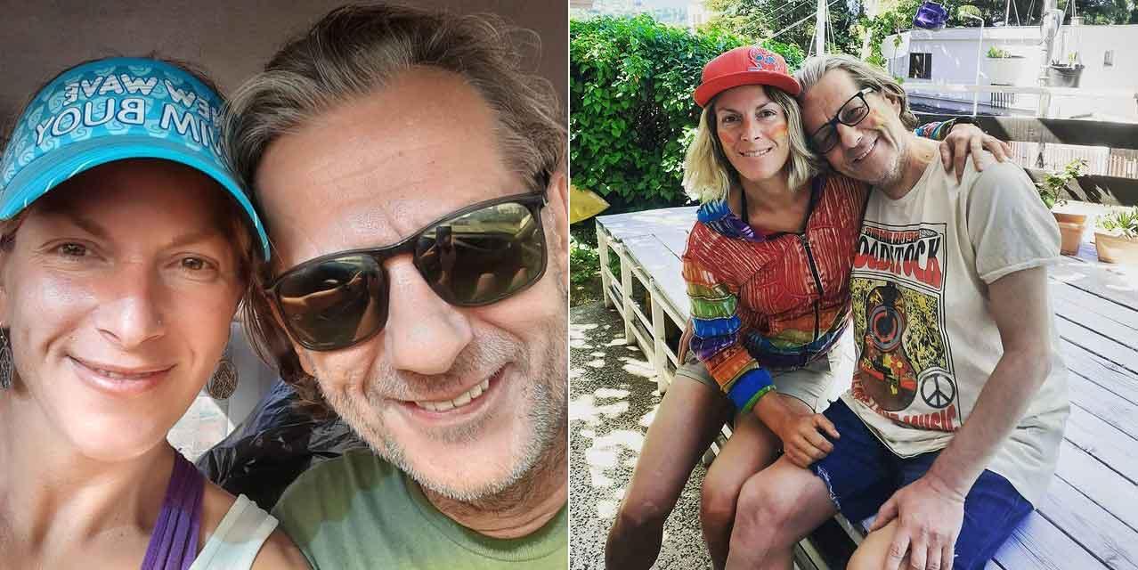 На Охридското Езеро сите се возат со педалинки, но не и саканата на ЏАМБАЗОВ – нова хит фотографија на Илина Арсова